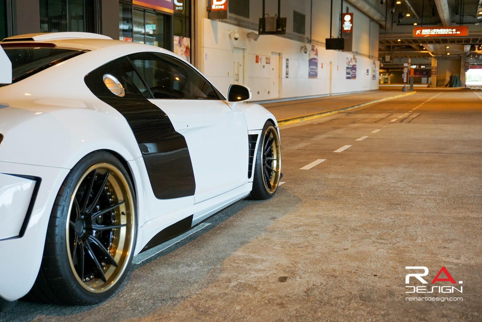 Prior Design Gt850 Audi R8 Reinart Design Ra Design