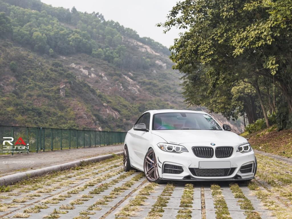 ReinART.Design BMW 220i PUR RS07 Exotics Tuning
