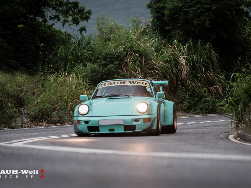 Porsche 911 Rauh-Welt - BA911
