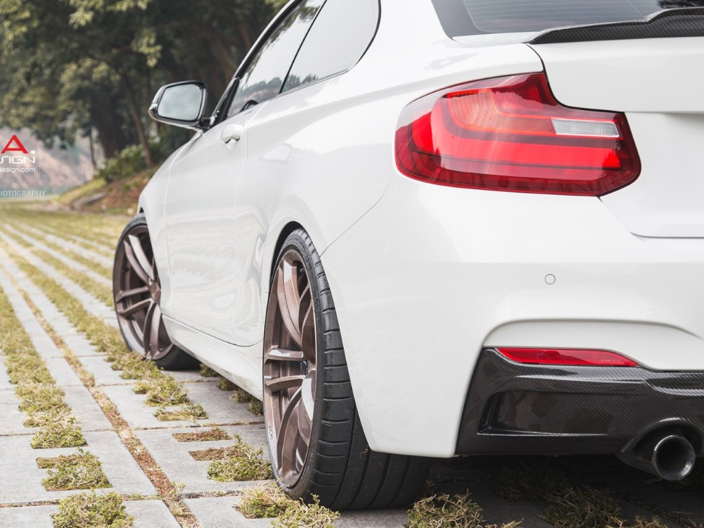 ReinART.Design BMW 220i PUR RS07 Exotics Tuning