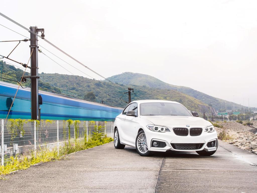 Stock BMW 220i